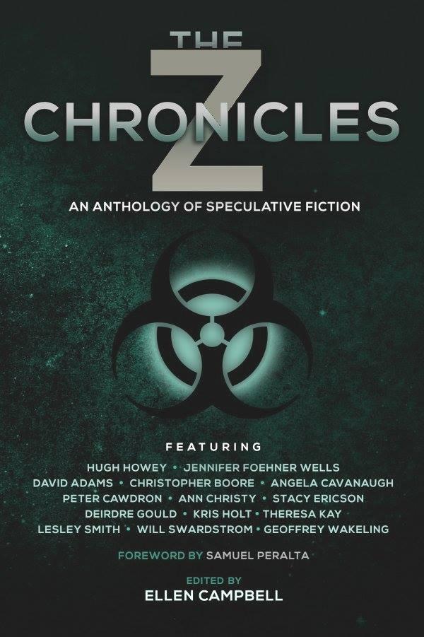 Mention Monday – The Z Chronicles   Angela Cavanaugh